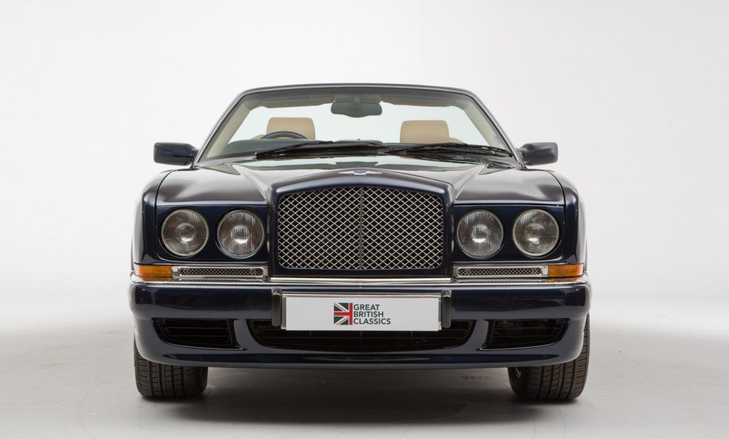 Bentley Azure Mulliner Final Series