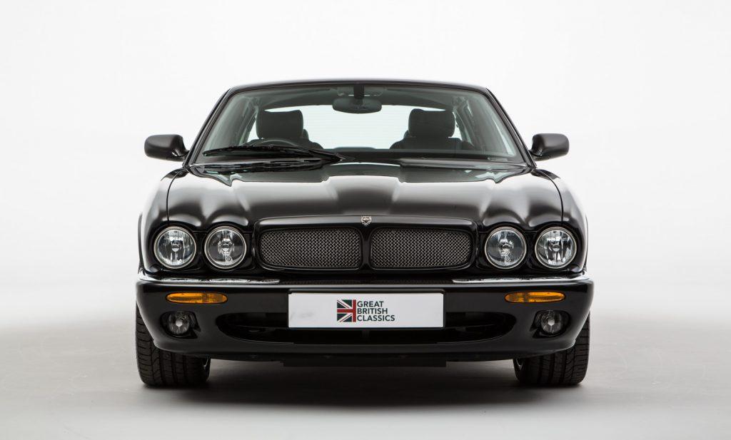 Jaguar Xjr 100 Great British Classic Cars