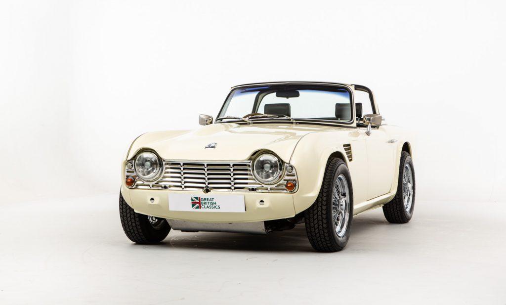 Triumph TR4 | Great British Classic Cars